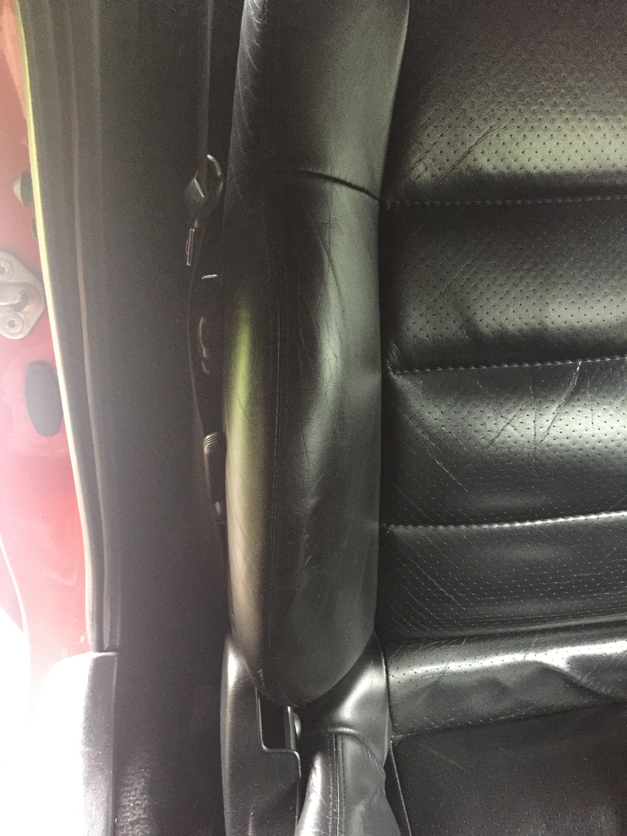 Leather Car Seat Repair Nottingham