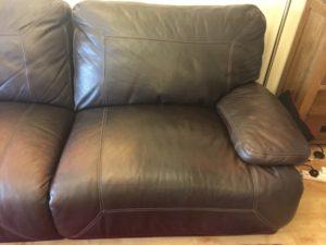 Leather interior repairs Nottingham